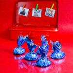 Handmade chocolates for friend