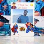 My SuperBhai – Fridge Magnet