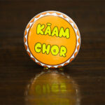 kaam Chor Friendship Badges