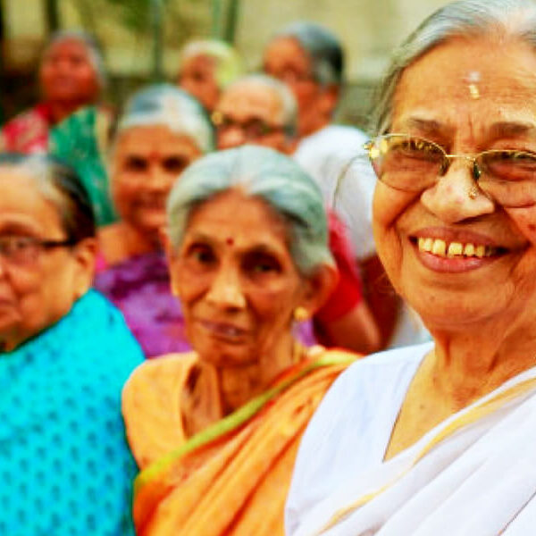 Surprise Visit to Old Age Home
