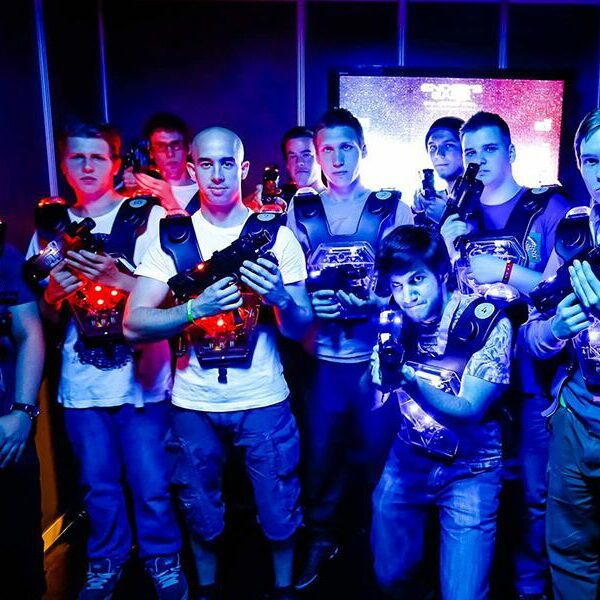 The Lazer Game
